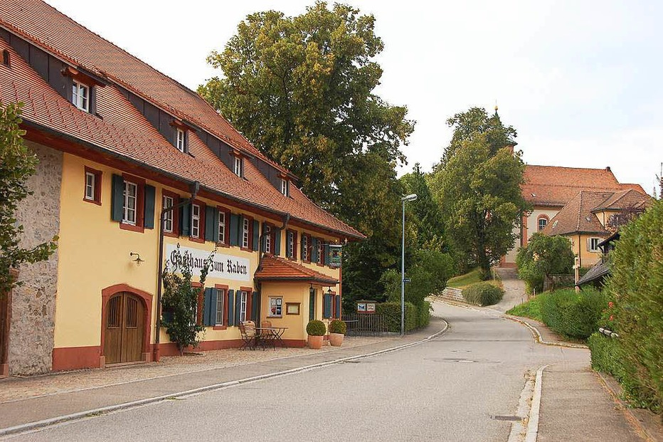 Gasthaus zum Raben - Horben