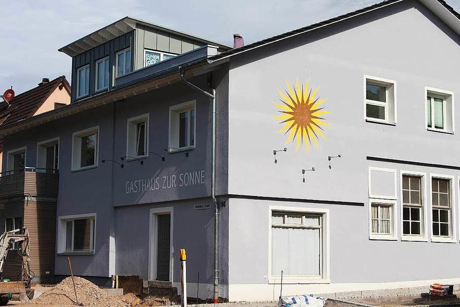Gasthaus zur Sonne (Laufen, geschlossen) - Sulzburg
