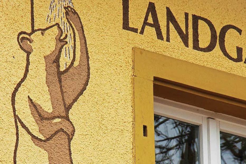 Gasthaus Bärenbad (Grunern, geschlossen) - Staufen
