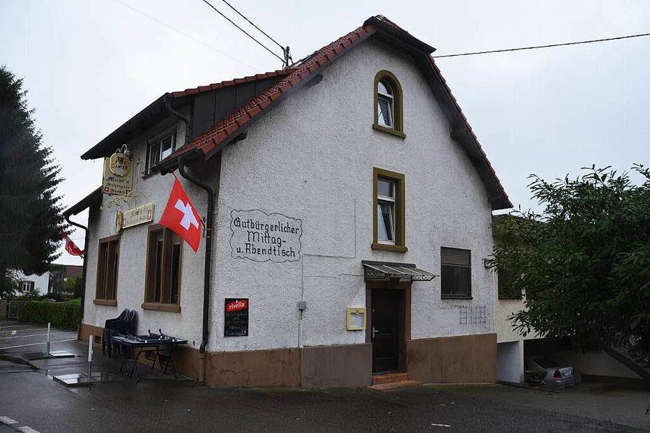 Gasthaus Leimstollen (Leutersberg) - Schallstadt