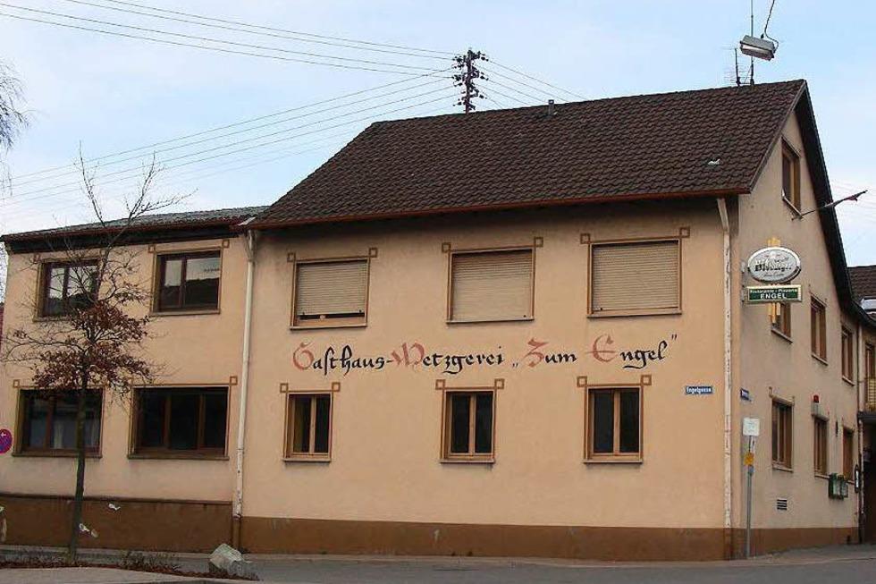 Gasthaus zum Engel (geschlossen) - March