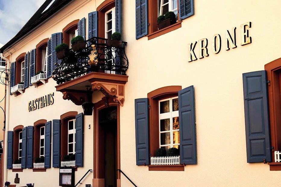 Gasthaus Krone (Kirchhofen) - Ehrenkirchen