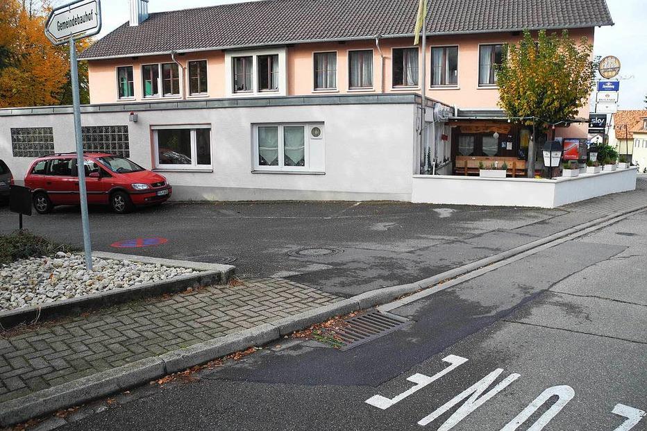 Gasthaus zum Fass (geschlossen) - Auggen