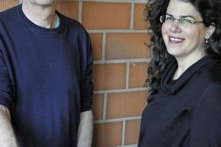 Yael Birger (Querflöte) und Hans Fuhlbom (Klavier) zu Gast in der Kulturscheune Rabe Kleinkems