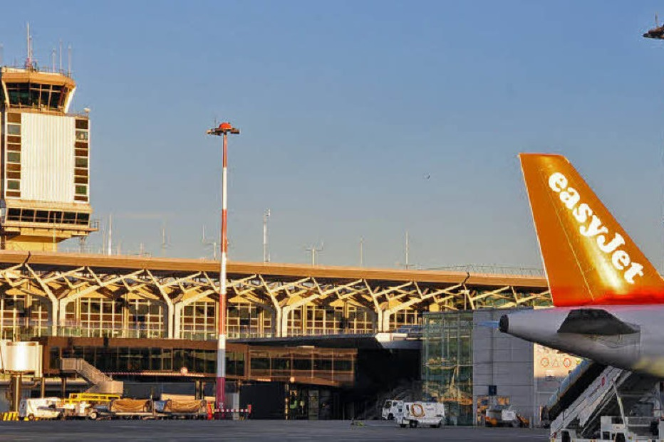 Euro Airport - Saint-Louis