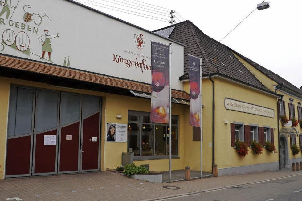 Winzergenossenschaft Königschaffhausen - Endingen