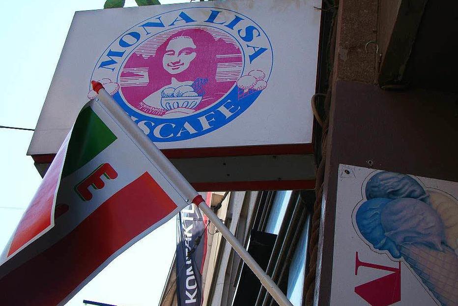 Eiscafe Mona Lisa - Freiburg