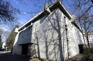 Ehemalige Kirche St. Elisabeth