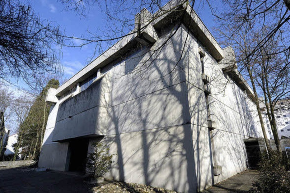 Ehemalige Kirche St. Elisabeth - Freiburg