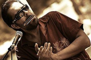 """Victor Puertas und Band """"The French Blues Explosion"""" zu Gast in Müllheim"""