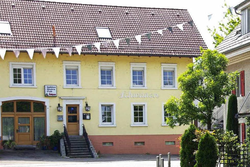 Gasthaus-Pizzeria Schwanen (Öflingen) - Wehr