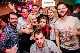 Fotos: Re-Opening-Party im Othello Freiburg