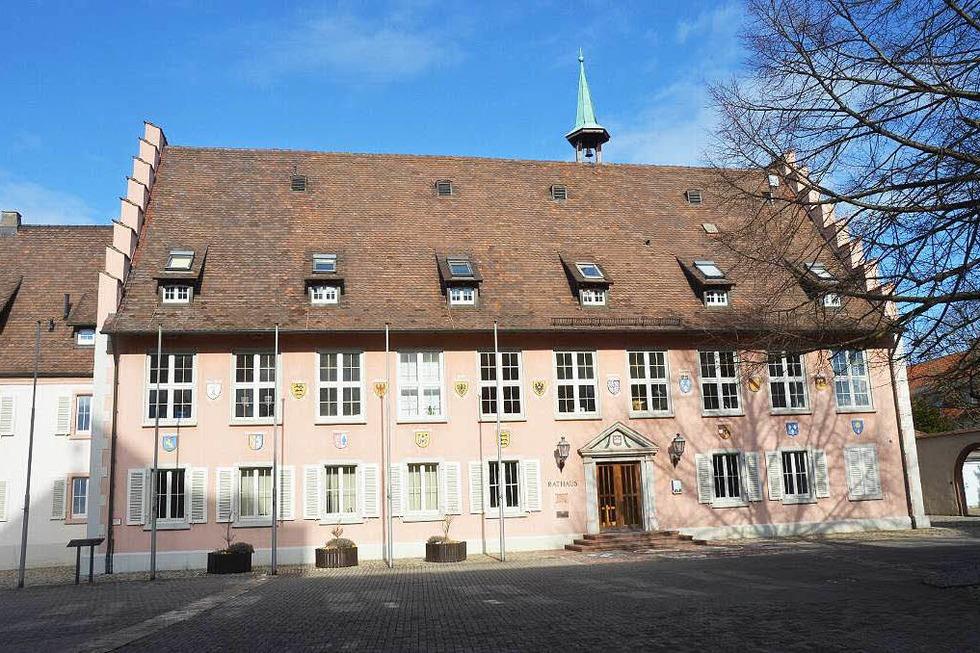 Rathaus - Breisach