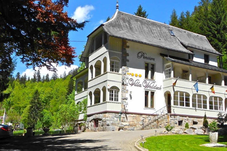 Pension Villa Waldeck - St. Blasien