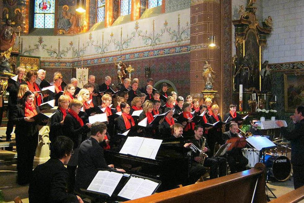 Kirche St. Michael (Tunsel) - Bad Krozingen