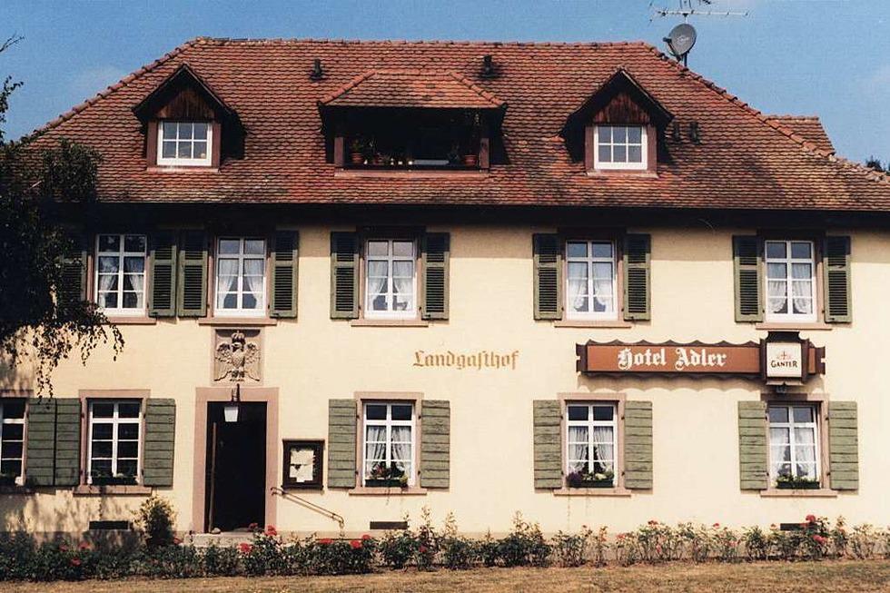 Landgasthof Adler - Bad Krozingen