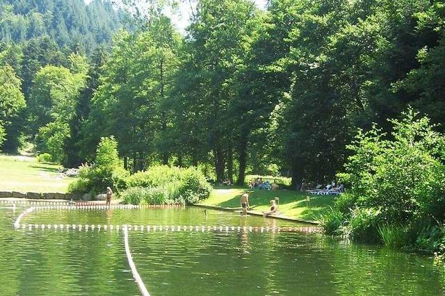 Naturbad Sulzburg