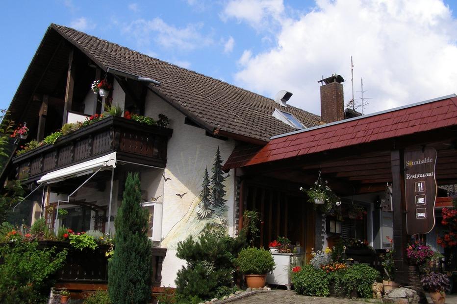Gasthaus Sonnhalde - Biederbach