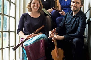 "Leipziger Ensemble""Sospier Atem"" in St. Blasien"