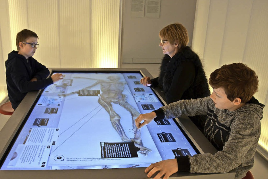 Mumien-Ausstellung - Badische Zeitung TICKET