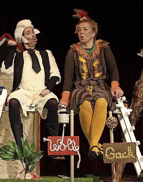 Kindertheatertage Rheinfelden - Badische Zeitung TICKET