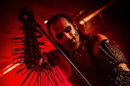 Fotos: Gorgoroth, Melechesh, Incite und Earth Rot im Crash