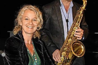 Daniela Sauter de Beltré und Holger Rohn in Emmendingen
