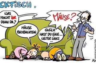 Lucy Backfisch: Mäuse?