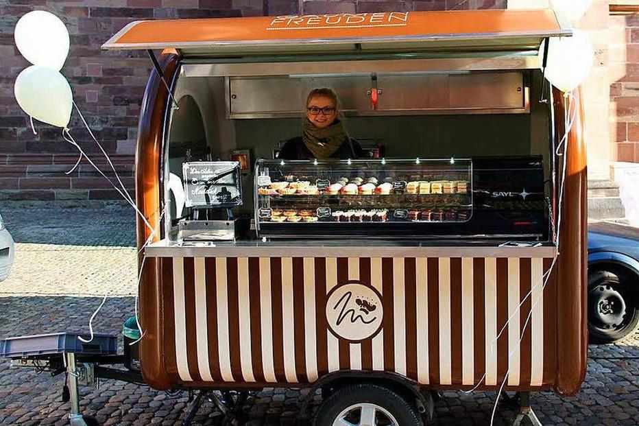 Süße Gaumenfreuden - mobile Patisserie - Schallstadt