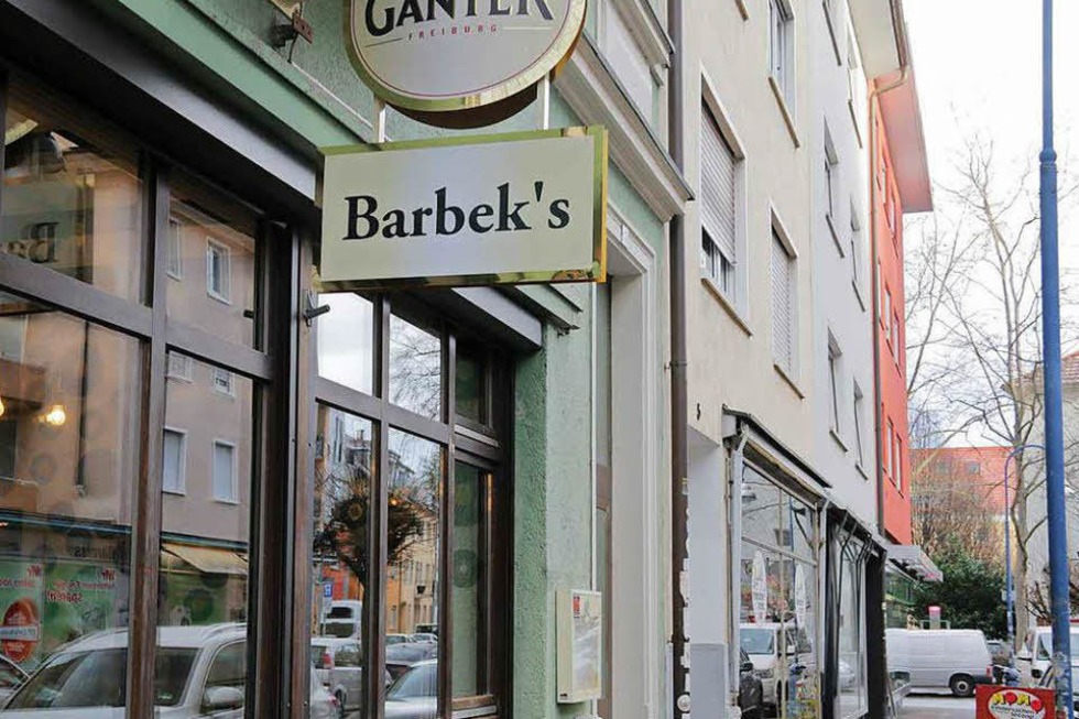 Barbek's (geschlossen) - Freiburg