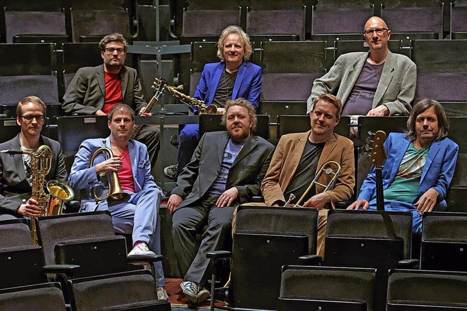 Jazzensemble Baden-Württemberg im Waldsee - Badische Zeitung TICKET