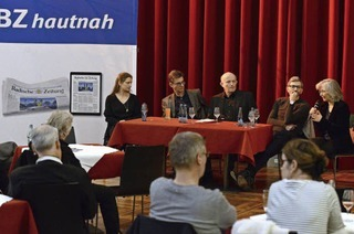 Librettistin, Komponist und Regisseur sprechen über Entstehung und Einsichten ihrer Opern-Uraufführung Crusades