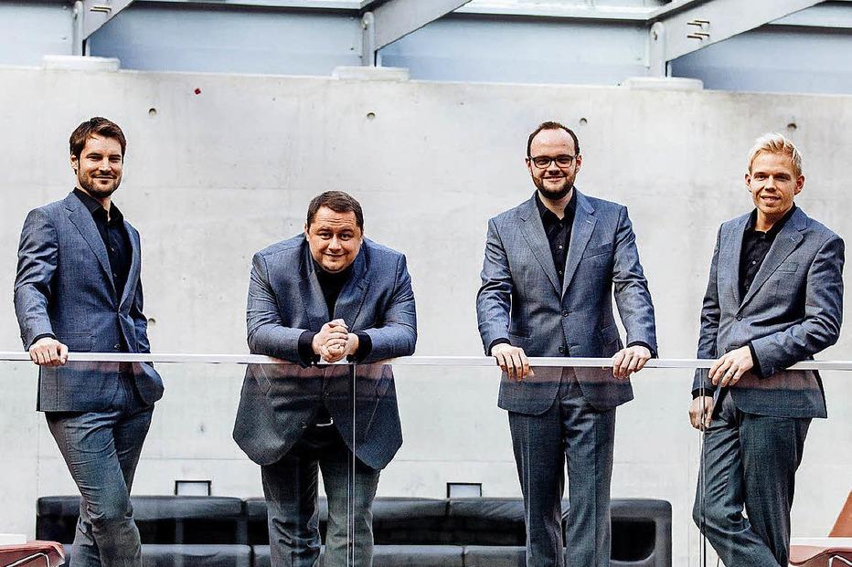 Ensemble Quartonal gastiert in der Waldshuter Versöhnungskirche - Badische Zeitung TICKET