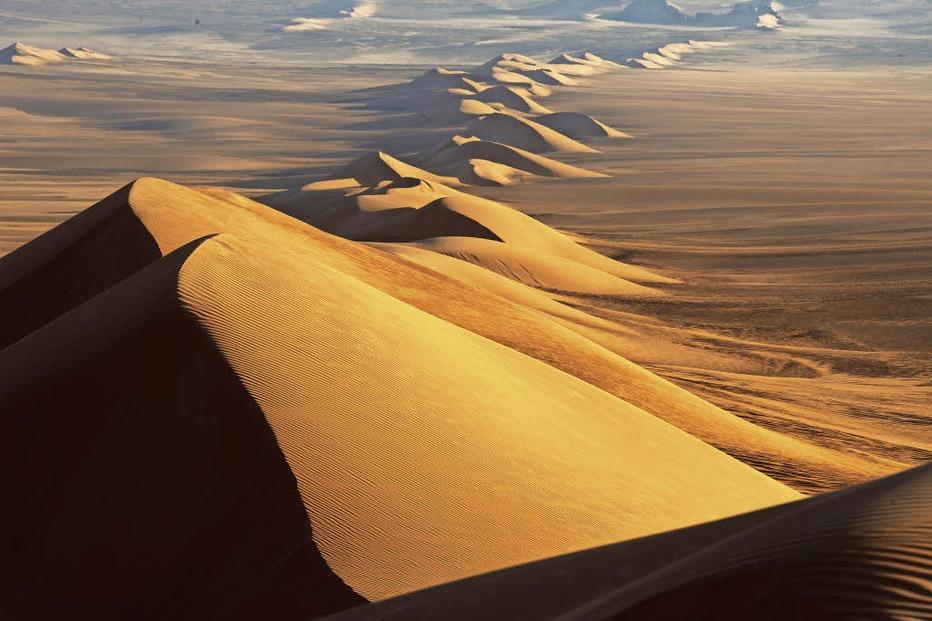 Planet Wüste von Michael Martin in Müllheim - Badische Zeitung TICKET