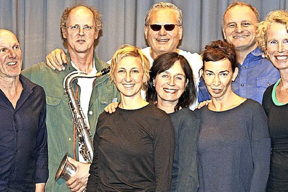 """Grenzgänger und Tanzimpro """"Now"""" in Müllheim - Badische Zeitung TICKET"""