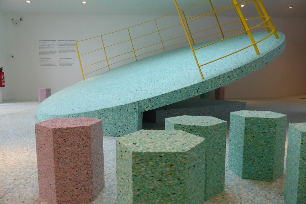 Brutalist Playground (geschlossen) - Weil am Rhein