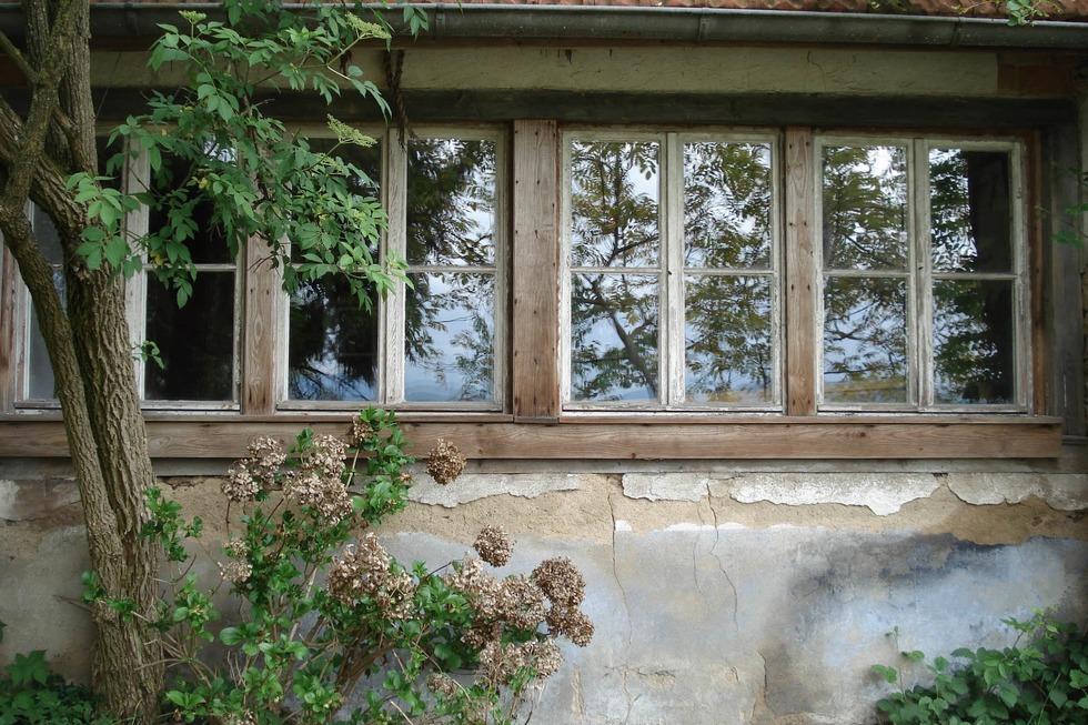 Zechenwihler Hotzenhaus (Niederhof) - Murg