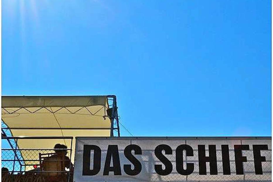 Das Schiff (geschlossen) - Basel