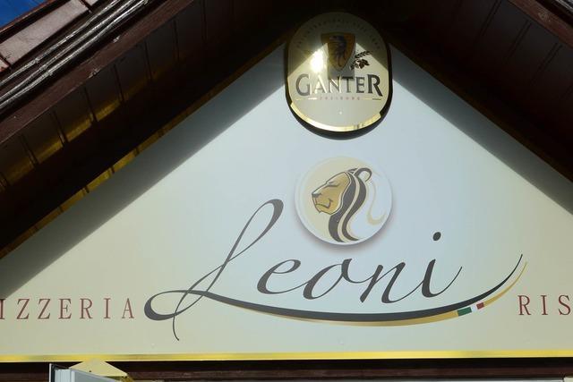 Ristorante-Pizzeria Leoni (Hugstetten)