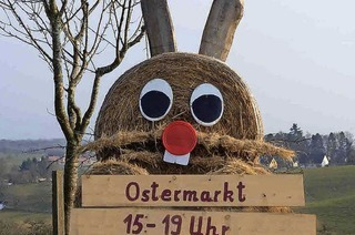 Ostermarkt im und um das Heimatmuseum in Freiamt