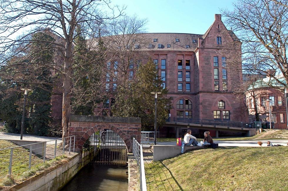 Universität, KG IV - Freiburg