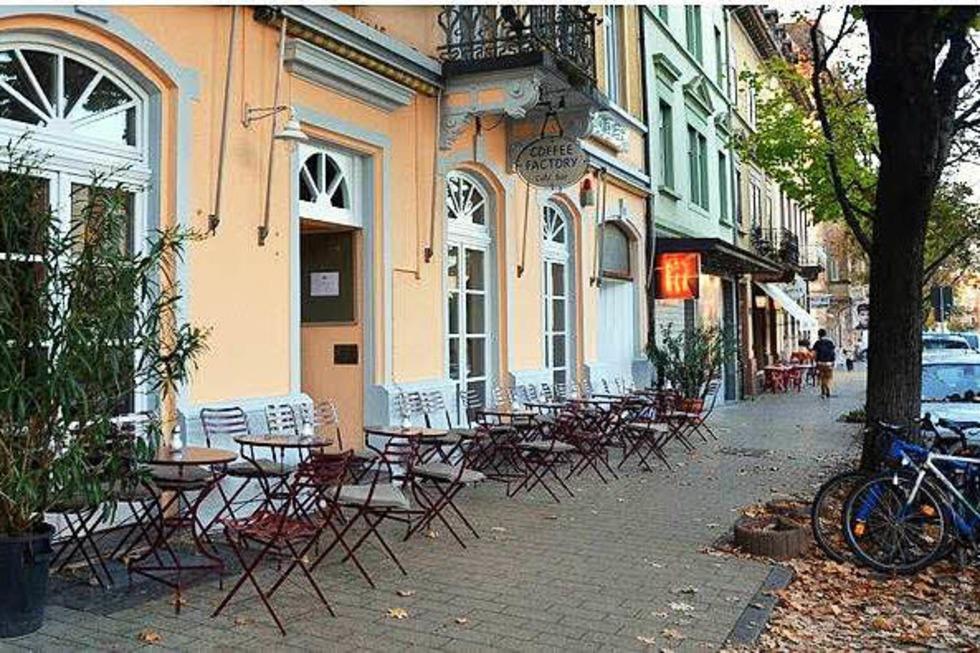 Coffee Factory (geschlossen) - Freiburg