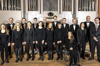 Das Herdermer Vokalensemble mit Bachs Johannes-Passion in Freiburg und Sulzburg