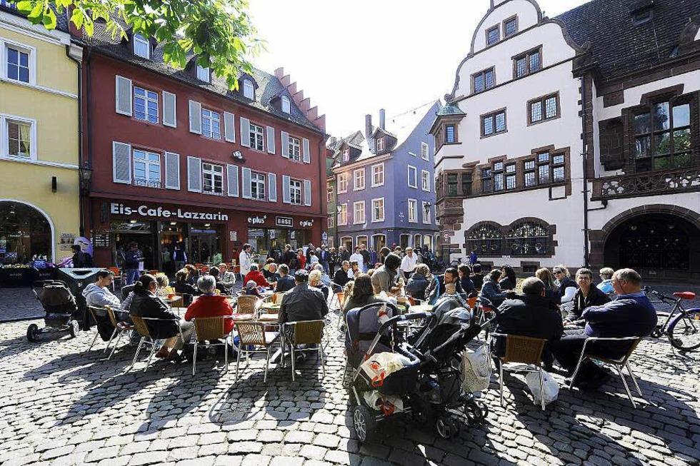 Rathausplatz - Freiburg