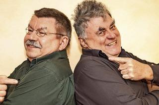 Volkmar Staub und Diebold Maurer geben am Samstag Vorstellung in Wehr