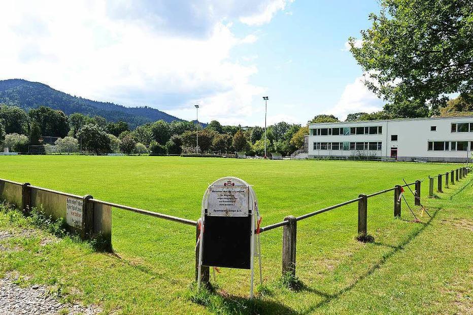 Vereinsheim SV Ebnet - Freiburg