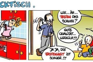 Lucy Backfisch: Schwere Fastenzeit!