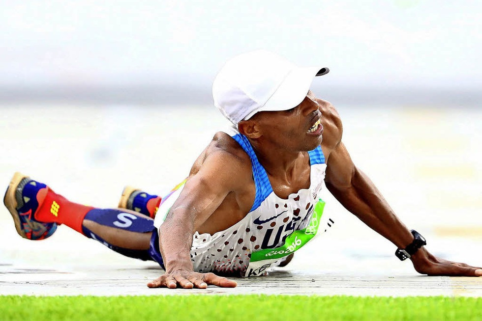 Teilnehmerzahlen für Marathon sinken seit Jahren - Badische Zeitung TICKET