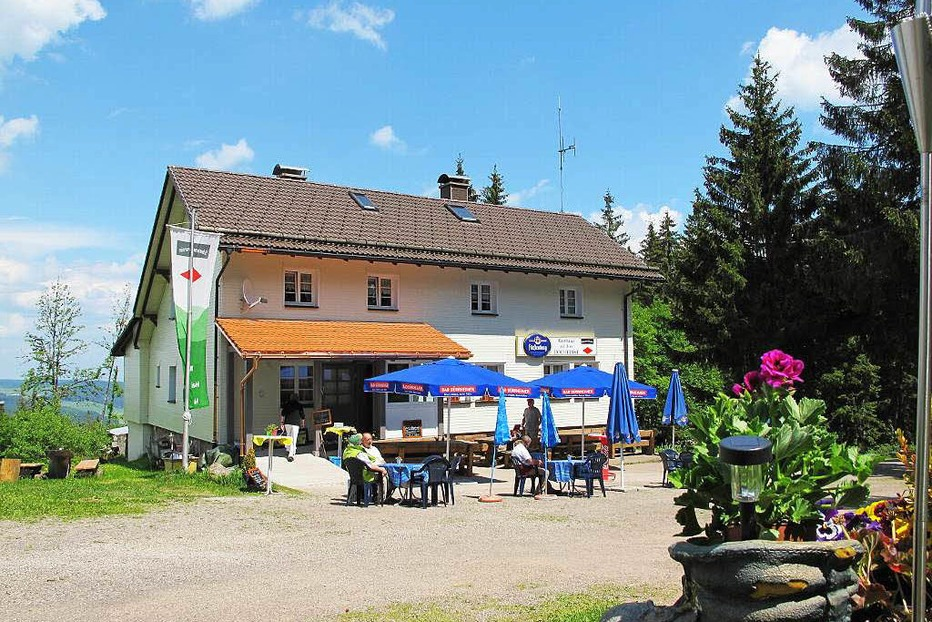 Rasthaus auf dem Hochfirst Neustadt - Titisee-Neustadt
