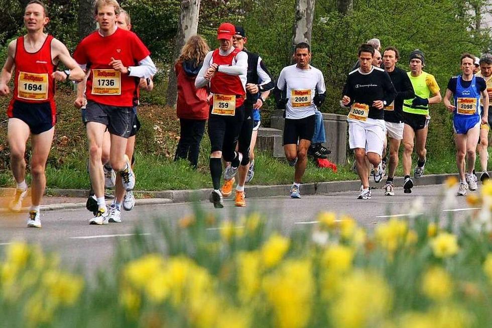 Weigl hört als Organisator des Freiburg-Marathons auf - Badische Zeitung TICKET